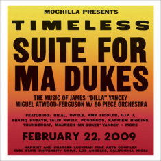 Various artists - Mochilla Presents Timeless: Suite For Ma Dukes (2Lp) (Rsd)