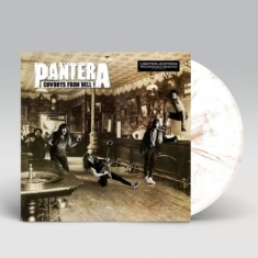 Pantera - Cowboys From Hell (MARBLED BROWN VINYL)