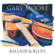 Gary Moore - Ballads & Blues Cd+Dvd