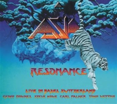 Asia - Resonance (2Cd+Dvd)