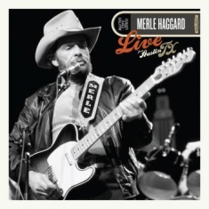 Haggard Merle - Live From Austin Tx (Cd+Dvd)