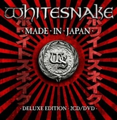 Whitesnake - Made In Japan (Deluxe Edition)