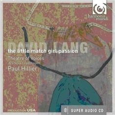 Lang David - Little Match Girl Passion