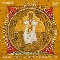 Bach - Easter And Ascension Oratorios