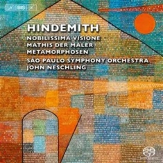 Hindemith - Orchestral Works