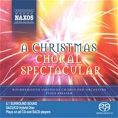 Bournemouth Symphony Orchestra - Christmas Choral Spectacular (A)