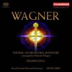 Wagner, Richard - Ring, The: An Orchestral Adventure