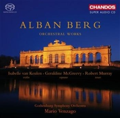 Berg Alban - Orchestral Works