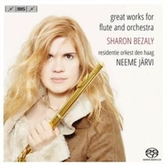 Bezaly Sharon - Great Works For Flute And Orchestra