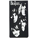 The beatles - Bookmark Faces Black