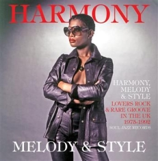 Blandade Artister - Harmony, Melody & Style: Lovers Roc