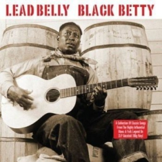 Leadbelly - Black Betty 2Lp [import]