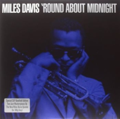 DAVIS MILES - Round About Midnight 2Lp [import]