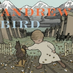 Bird Andrew - Crown / Salesman - 10 Orange Vinyl
