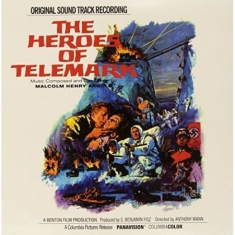 Soundtrack - The heroes of telemark