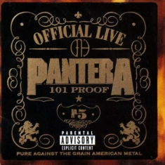 Pantera - The Great Official Live: 101 P