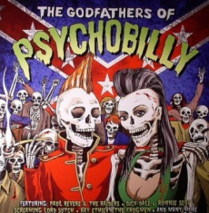 Blandade Artister - Godfathers Of Psychobilly (2Lp)