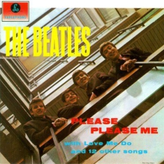 Beatles - Please Please Me (2009)