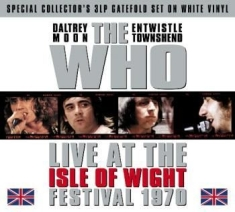 Who - Live Isle Of Wight(3 Lp White)
