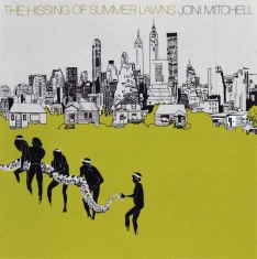 Joni Mitchell - The Hissing Of Summer Lawns