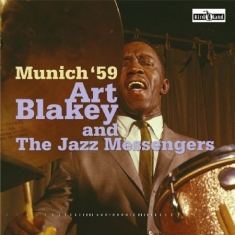 Art Blakey & The Jazz Messengers - Munich '59