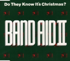 BAND AID II - Do They Now It's Christmas