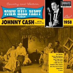 Cash Johnny - Live At Town Hall Party 1958!