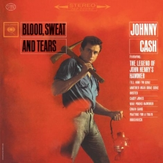 Cash Johnny - Blood Sweat & Tears