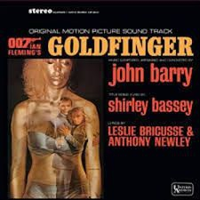 Filmmusik - Goldfinger - 007 Soundtrack (Vinyl)