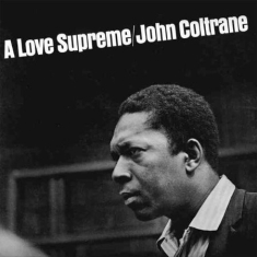 Coltrane John - Love Supreme - Bluray Audio
