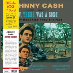 Cash Johnny - Now, There Was A Song (Lp+Cd)