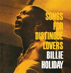 Holiday Billie - Songs For Distingué Lovers (180 G D
