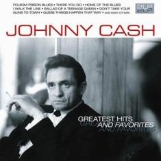 Cash Johnny - Greatest Hits And Favourites (2Lp)
