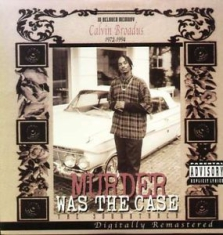 Filmmusik - Murder Was The Case (Death Row)