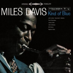 Davis Miles - Kind Of Blue-Hq/Gatefold-