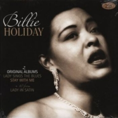 Holiday Billie - Orig. Albums: Lady Sings The Blues