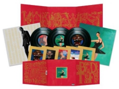 Kanye West - My Beautiful Dark Twisted Fantasy (