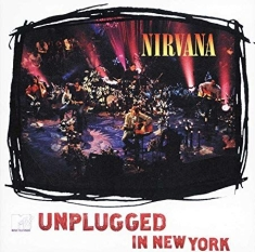 Nirvana - Unplugged In New Yor