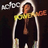AC/DC - Powerage in the group Minishops / AC/DC at Bengans Skivbutik AB (495564)