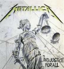 Metallica - And Justice For All - Lp-Box
