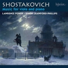 Shostakovich - Music For Viola And Piano