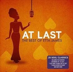Etta James - At Last - The Best Of Etta James