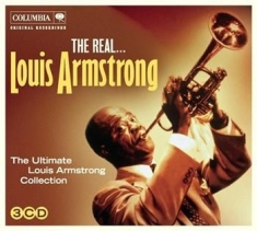 Armstrong Louis - The Real... Louis Armstrong