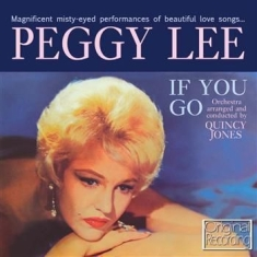 Peggy Lee - If You Go