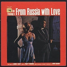 Filmmusik - From Russia With Lov
