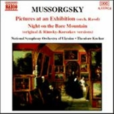 Mussorgsky, Modest - Pictures At An Exhibition