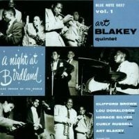 Art Blakey - Night At Birdland 1 in the group CD / Jazz/Blues at Bengans Skivbutik AB (505056)