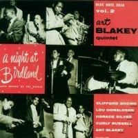Art Blakey - Night At Birdland 2 in the group CD / Jazz/Blues at Bengans Skivbutik AB (505059)
