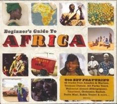 Blandade Artister - Beginners Guide To Africa