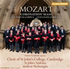 Mozart - Coronation Mass